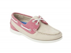 ladies deck shoes