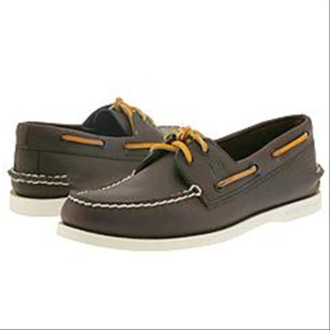 Men's Dunham Captain 3 Eye Boat Shoe - 290401