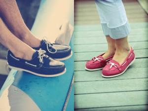 deck shoes ladies