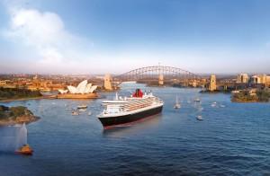 Cunard 2015