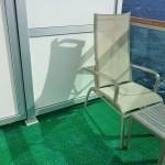Balcony D deck